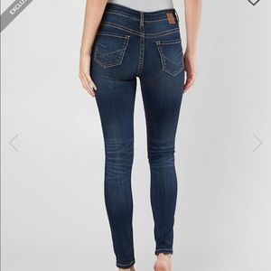 Stella High Rise Ankle Skinny Stretch Jean